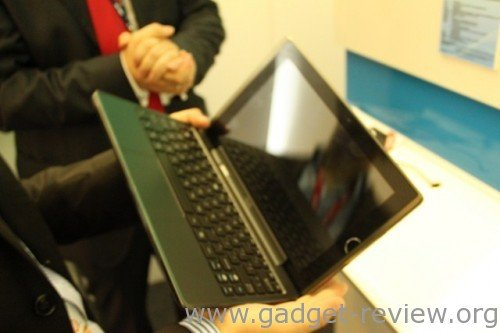 ASUS Eee Pad Hands On