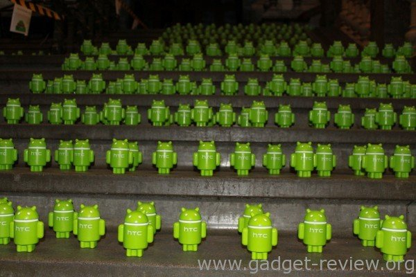 Android Centraal Station Antwerpen 4