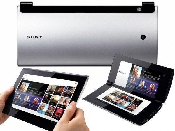 Sony S1 en S2 Tablets