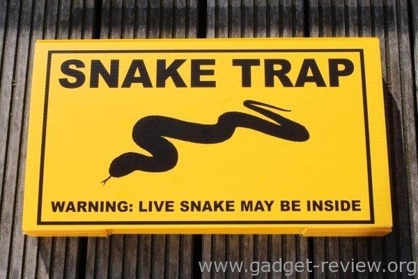 Nokia Snake Trap