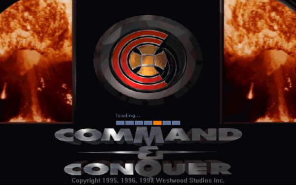 Command and Conquery HTML5